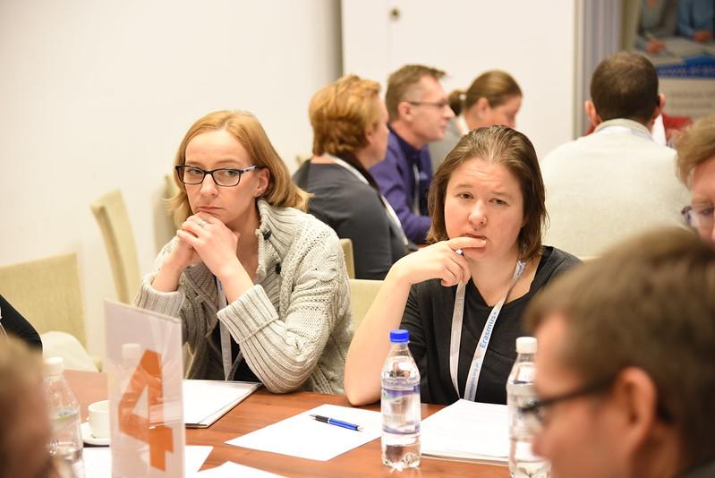 Spotkanie szkoleniowo-informacyjne dot. projektów mających na celu wymianę doświadczeń w ramach Akcji 2 - Partnerstwa strategiczne na rzecz edukacji dorosłych