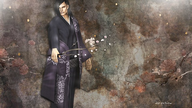 ::GB::Mens kimono 2017 / shikoku@JAPONICA