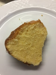 Zitronen Guglhupf