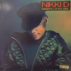 NIKKI D:DADDY'S LITTLE GIRL(JACKET A)
