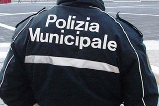 Noicattaro. Vigili Urbani front