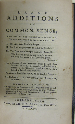 common sense essay introduction Common sense/thomas paine essays in the book common sense, by thomas paine, the ideas of the enlightenment and that how our country needs to become free from england's tyrannical rule are the main issues in paine's writings in thomas paine's little pamphlet, his words set fire to th.