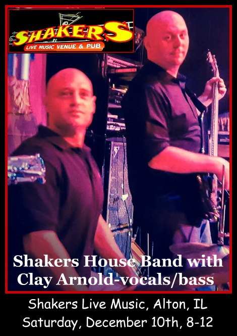 Shakers 12-10-16