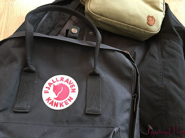 Review Fjällräven Kånken Backpack @BureauDirect @Fjallraven_Swe 11