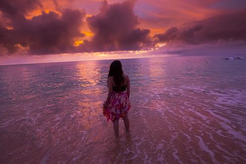 Hawaii SunsetBeach