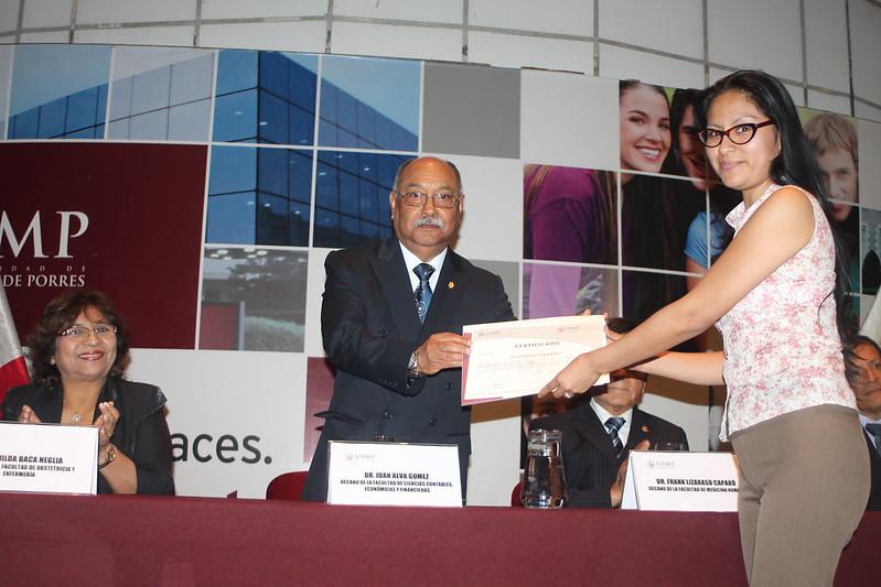 """Universidad de San Martín de Porres clausuró su Programa """"Universidad Interna 2016"""""""