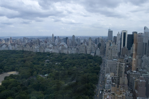 View From The Columbus Circle Apartment, NYC | by Rob Boudon
