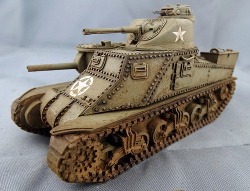 Bolt Action - US M3 Lee
