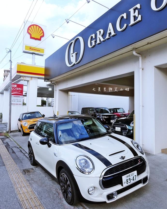 63 日本沖繩自由行 租車分享 Grace Okinawa