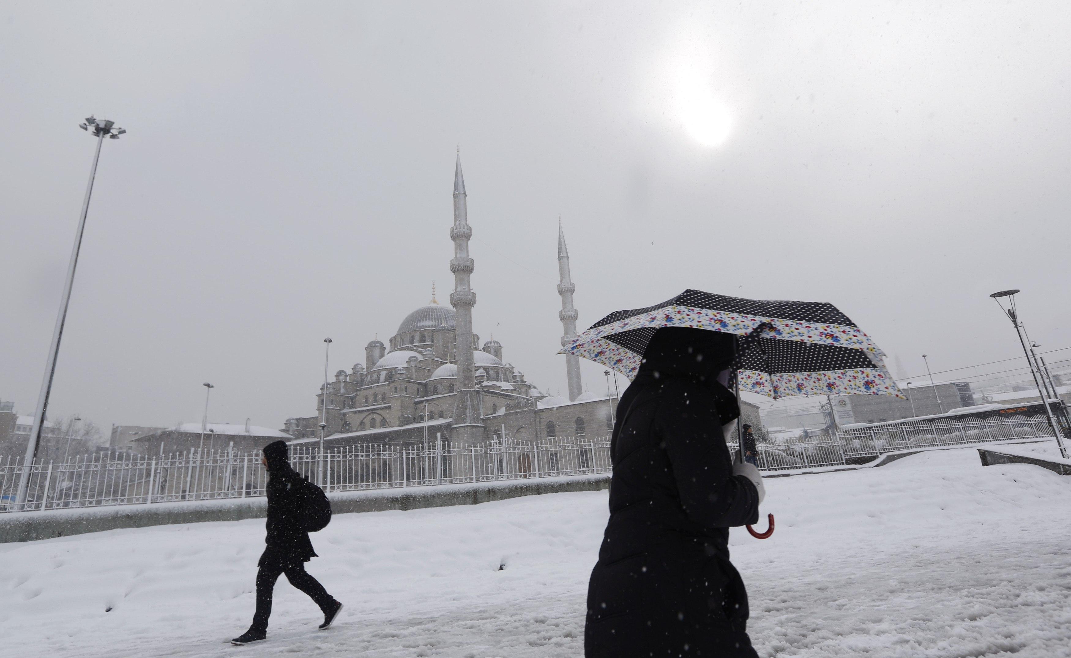 TURKEY-WEATHER/