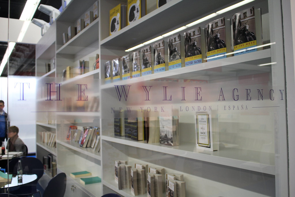 The Wylie Agency - Frankfurt Buchmesse 2015