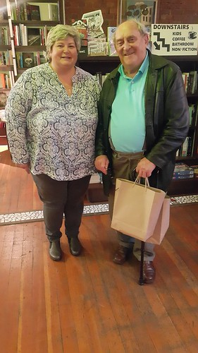 The Book Lounge recently played host to Sharlene Swartz and…