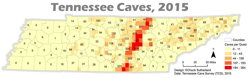 Tennessee Caves 2015