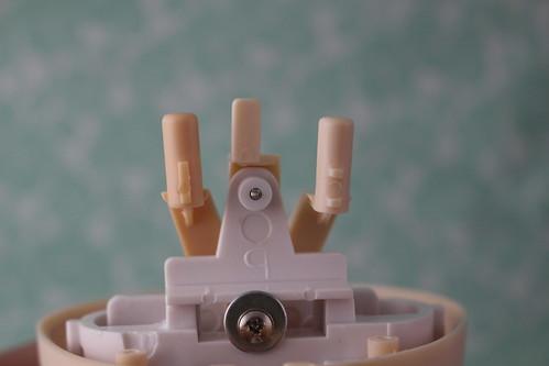 Cross compatible blink levers
