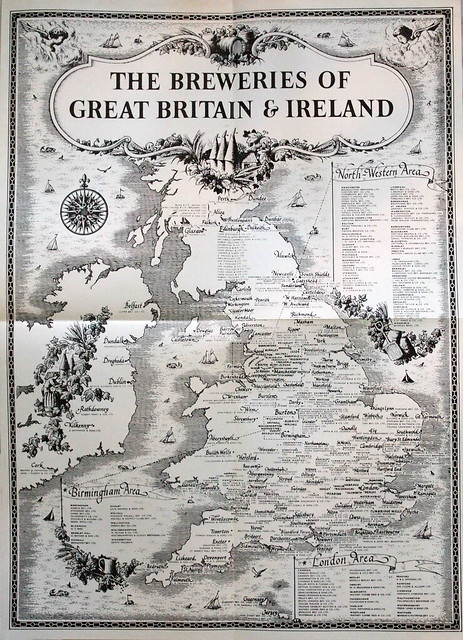 The Breweries of Great Britain & Ireland (1958)