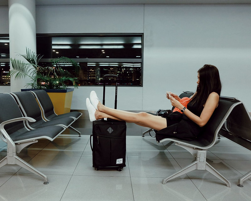 Airport Fashion:  What to Wear When Traveling