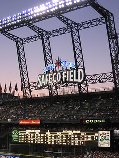 Safeco Field Sign | by fusionpanda