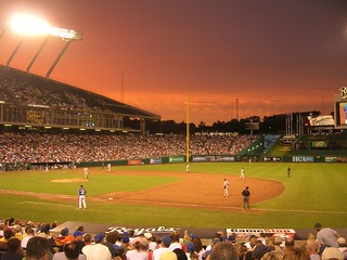 Kansas City Royals v Boston Red Sox, Kauffman Stadium, Kansas City, Missouri | by Justin Brockie