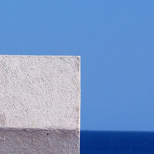 white and blue IV - cadaques | by juanluisgx