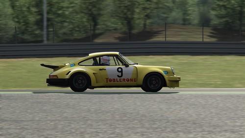 Porsche 911 Carrera RSR - Porsche Club Romand - Claude Haldi - 1975 (4)