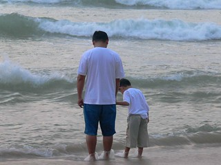 Father & Son (Phuket Version) | by Ahmed Rabea