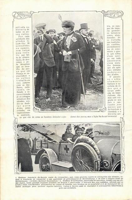 Ilustração Portugueza, nº 456, 1914 - 18