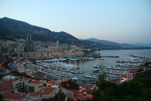 Monaco Harbour | by irene.