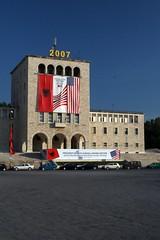 Universidad de Tirana