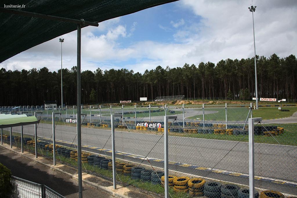 Piste de karting, Milagres, près de Leiria