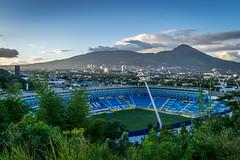 """Estadio Nacional Jorge """"El Mágico"""" González"""