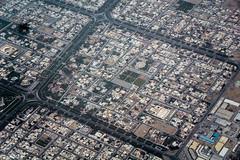 Aerial View of Sharjah