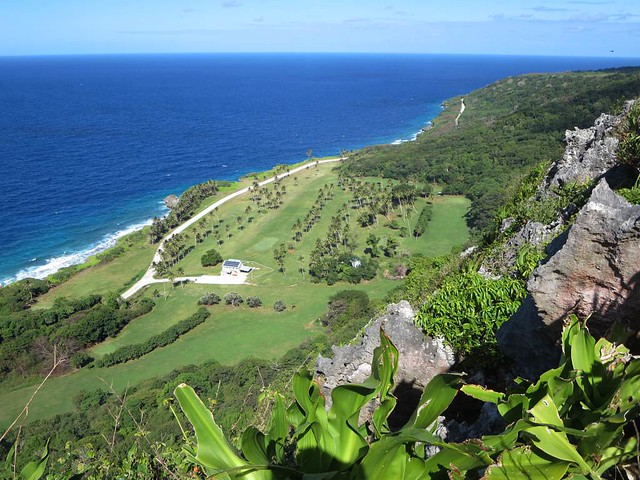 Christmas Island Golf Course