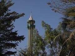 Minarett der Großen Moschee