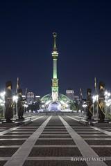 Independence Monument, Ashgabat