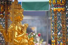 Famous Erawan Shrine, Bangkok