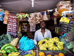 David, Vendor in Juba