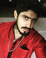 Friend got hitched #traditional #friendswedding #guntur #red #dressedup #guys #goingtraditional #india #2016