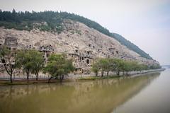 Les grottes de Longmen à Luoyang