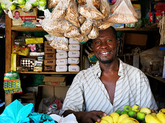 Kenyan Vendor