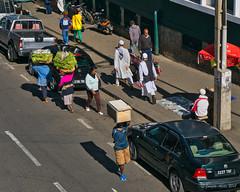 Madagascar - Antananarivo street view
