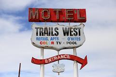 Trails West Motel, Mesa, AZ