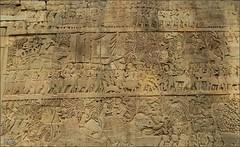 Angkor Thom, Bayon Procession 20180202_090616 DSCN2460