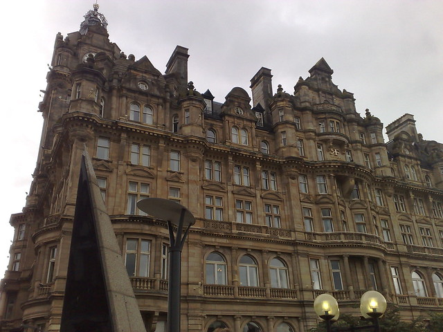 Our swanky hotel the balmoral flickr photo sharing for Swanky hotel