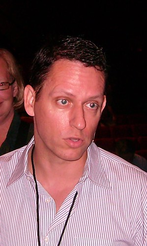 Peter Thiel | by david.orban