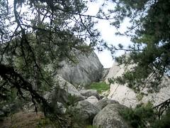 Monte Tretorre depuis Guagnu
