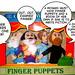 Literary Finger Puppets