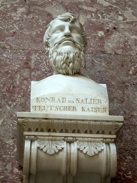 Konrad II (c. 990 – June 4, 1039) the Salier