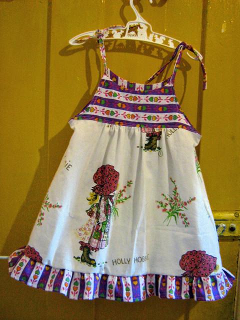 Holly Hobbie Dress