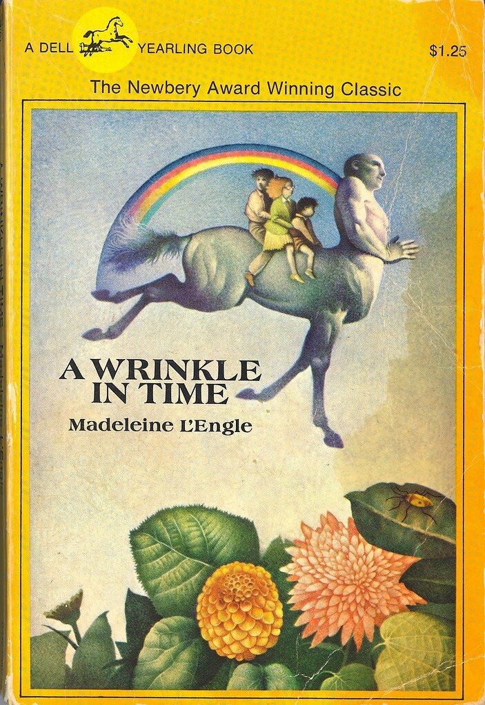 A Wrinkle In Time... Madeleine L'Engle, Writer of Children