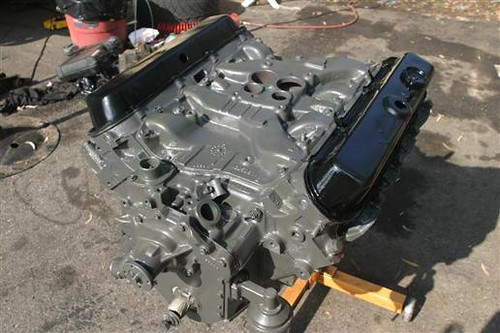 tired of lsx swaps. what about a 76 cadillac 500 cu in v8? - Page 2
